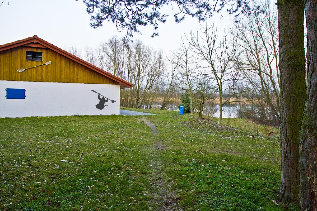 KFW Spöck - Bootshaus