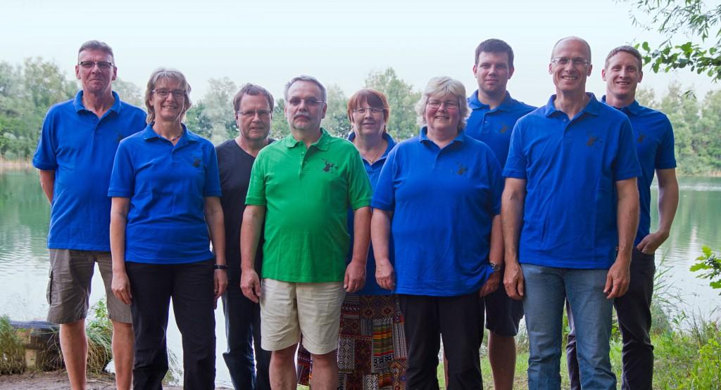 Verwaltung der Kajak-Freunde 2015