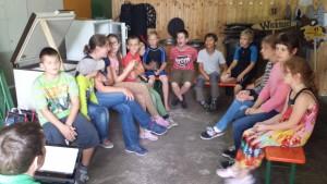 Jugendversammlung im Bootshaus